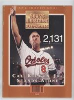 Cal Ripken Jr. Stands Alone [Good to VG‑EX]