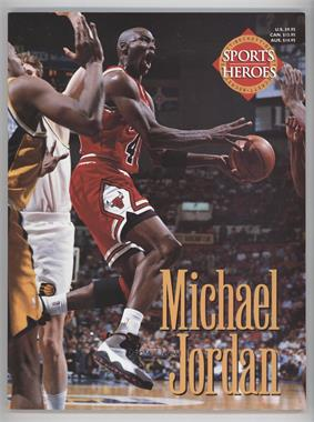 1996 Beckett Sports Heroes - [Base] #MIJO - Michael Jordan