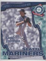 Spring Training (Randy Johnson)