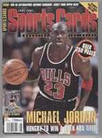 June 1997 (Michael Jordan) [Good to VG‑EX]