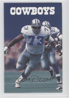 1998 Dallas Cowboys - Team Schedules #LAAL - Larry Allen