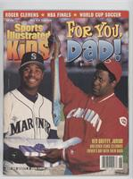 June (Ken Griffey Jr., Ken Griffey) [Good to VG‑EX]