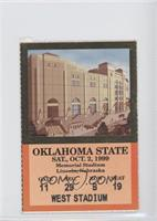vs. Oklahoma State Cowboys