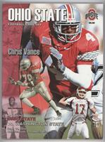 September 14 vs. Washington State (Chris Vance)