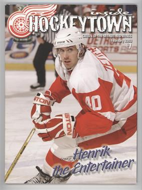 2003 Detroit Red Wings - Inside Hockeytown #2 - February (Henrik Zetterberg)