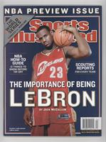 Lebron James [Good to VG‑EX]