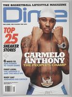 August 2006 (Carmelo Anthony)