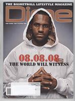 February 2007 (Lebron James)