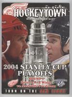 Stanley Cup Playoffs Round 1 vs. Nashville Predators