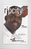 vs. Detroit Pistons (Nate McMillan)