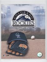 Colorado Rockies Team Logo