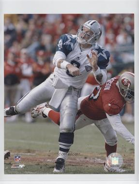 2007 Photo File 8 by 10 Inch Photographs - [Base] #TRAI - Troy Aikman