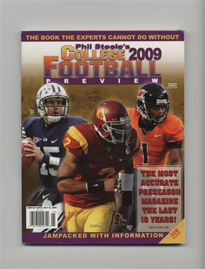 2009 Phil Steele's College Football Preview - [Base] #WECO - West