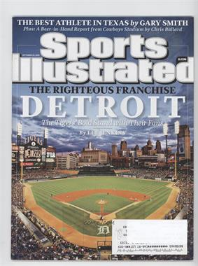 2009 Sports Illustrated - [Base] #9-28 - Detroit Tigers Team [Good to VG‑EX]