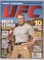 December/January 2010 (Brock Lesnar)