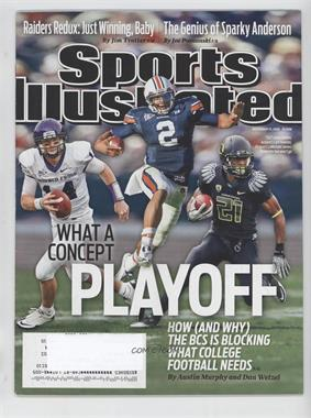 2010 Sports Illustrated - [Base] #11-15 - Andy Dalton, Cam Newton, LaMichael James [Noted]