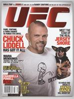 April/May (Chuck Liddell) [Good to VG‑EX]