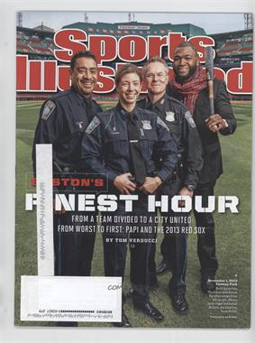 2013 Sports Illustrated - [Base] #11-11 - David Ortiz [Noted]