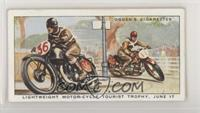 Lightweight Motor-Cycle Tourist Trophy, June 17