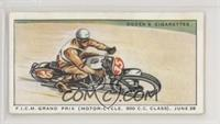 F.I.C.M. Grand Prix (Motor-cycle, 250 c.c. And 500 c.c. Classes), June 28
