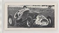 Ken Wharton driving a 2-litre Cooper-Bristol