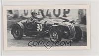 H. A. Mitchell driving a 2-litre Le Mans Replica Frazer Nash