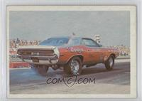 Dick Landy's 1970 Challenger Super Stock [Good to VG‑EX]