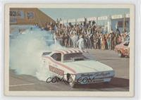 The Ramchargers' 1970 Dodge Challenger Funny Car