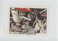 Motor Harley-Davidson 750