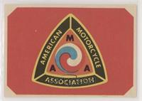 The Official Insignia of The American Motorcycle Association