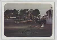 Don Cook Fuel Dragster