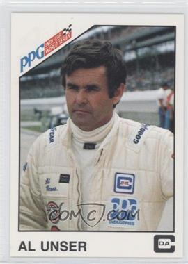 1983 CDA PPG Indy Car World Series - [Base] #48 - Al Unser