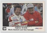 Legends of Indy (Mario Andretti, Tom Carnegie)