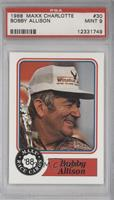 Bobby Allison [PSA 9 MINT]