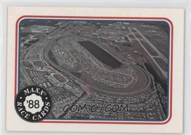 1988 Maxx - [Base] #43.2 - Daytona International Speedway