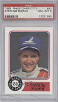 Sterling Marlin [PSA 8]