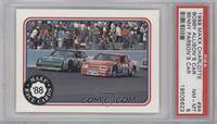 Benny Parsons, Bobby Allison [PSA 8 NM‑MT]
