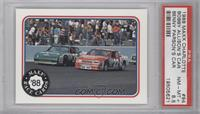 Benny Parsons, Bobby Allison [PSA 8.5 NM‑MT+]