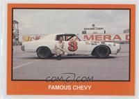 Burnt Orange - Famous Chevy
