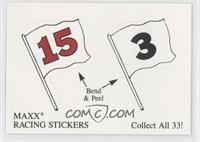 MAXX Racing Stickers #15, MAXX Racing Stickers #3