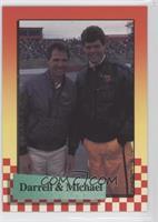 Darrell Waltrip, Michael Waltrip