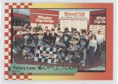 1989 Maxx Racing - [Base] #144 - Dale Earnhardt