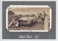 Glen Wood, Leonard Wood, Cale Yarborough