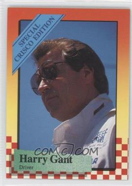 1989 Maxx Special Crisco Edition - [Base] #16 - Harry Gant