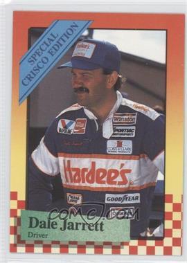 1989 Maxx Special Crisco Edition - [Base] #22 - Dale Jarrett