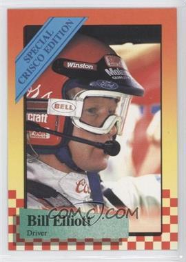 1989 Maxx Special Crisco Edition - [Base] #4 - Bill Elliott