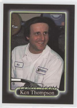 1990 Maxx Collection - [Base] #105 - Ken Thompson