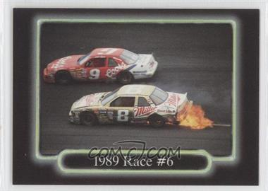 1990 Maxx Collection - [Base] #172 - Rusty Wallace