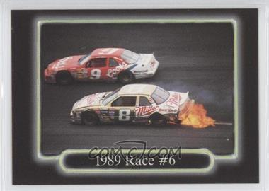 1990 Maxx Collection - [Base] #172 - Rusty Wallace