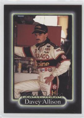 1990 Maxx Collection - [Base] #28 - Davey Allison